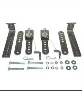 Husky Towing Replacement Frame Mounting Brackets And Hardware For Husky Towing 3