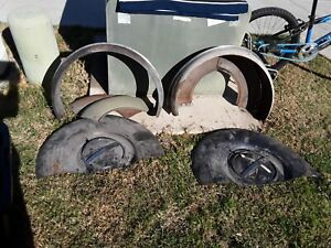 1937 1938 Buick Side Mount Covers