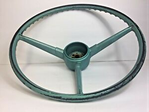 1950 s 60 s Truck Steering Wheel May Fit Chevy Ford Dodge Or Rat Rod