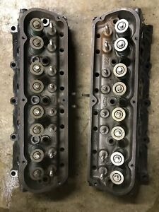Ford 351w Windsor D0oe C Heads Rebuilt Sbf 302 289 Can Freight