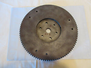 3 Ford Gpw Jeep Willys Mb L134 Motor Flywheel 97 Tooth