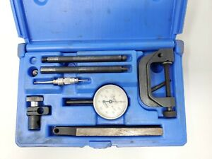 Central Tools Universal Dial Indicator Measuring Set 6400 6401 6402 Complete