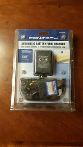 Cen Tech Automatic Battery Float Charger 42292