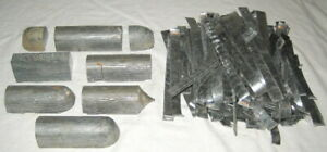49 Pounds Linotype Metal Hard Lead Spacer Scrap Printer Type Bullets Casting
