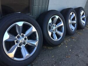 20 Dodge Ram 1500 2019 2020 Limited Laramie Long Big Horn Oem Wheels Rims Tires