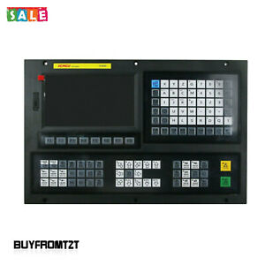 Xc809df 6 Axis Cnc Motion Controller W 7 Color Lcd For Carving Milling Drilling