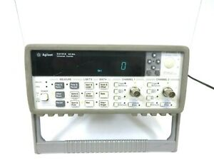 Agilent 53131a 225 Mhz Universal Frequency Counter Free Ship