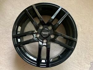 American Racing Ar929 Gloss Black Alloy Wheels 17x7 5 114 45mm Tpms Included