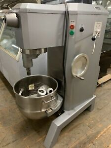 Univex Planetary Mixer 60 Qt W S s Bowl And Attachments