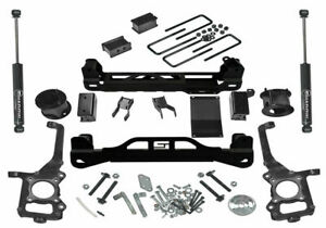 Superlift 4 5 Lift Kit With Rear Shocks For 2015 2020 Ford F150 4wd