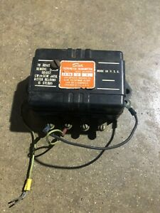 Sun Eb 9a Transmitter Rat Rod Chevy Ford Pontiac Buick Olds Sun Tachometer