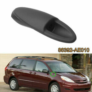 86392 ae010 Antenna Base Bezel Ornament Adapter Fit For Toyota Sienna 2004 2010