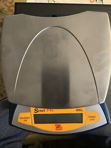 Ohaus Scout Pro Digital Scale 6000g X 1g Used Condition