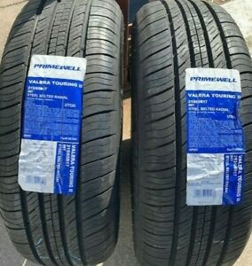 2 215 65 17 New Primewell Valera Touring 11 215 65r17 99t Tires