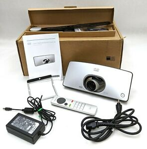 Cisco Ttc7 22 Telepresence Sx10 Conference Camera Webcam W Remote Accessories