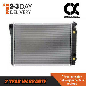 965 Besuto Radiator For Chevy Camaro Firebird 82 86 2 5 L4 5 0 V8