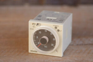 Automation Direct Fuji Timer Relay Ms4sm ap adc 05s 60h 100 240vac 50 60hz