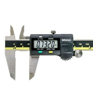 New Mitutoyo 0 8 0 200mm Digital Digimatic Vernier Caliper 500 197 30