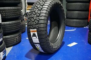 4 New 285 70 17 10 Falken Wildpeak At3 W Lt 285 70r R17 Tires 121 118 10 Ply