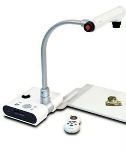 Elmo Tt 02rx Document Camera Visual Presenter W Acadapter Vga Cable Remote