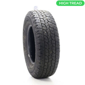 Used 255 70r16 Goodyear Wrangler Trailmark 109s 10 32