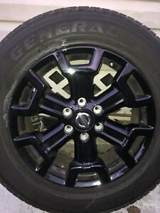 2016 2019 Nissan Titan Xd Wheels And Tires