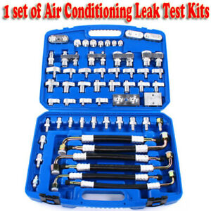 Air Conditioning Leak Detector Detection Tools For Truck Car Auto A C Compressor