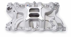 Edelbrock 2166 429 460 Ford Performer Intake Manifold Idle 5500 Rpm
