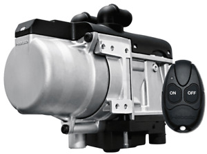 Webasto Thermo Top Evo 5 Diesel 12v With Mounting Kit And Telestart T91
