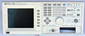 Hp 5372a Frequency And Time Interval Analyzer Front Panel Only