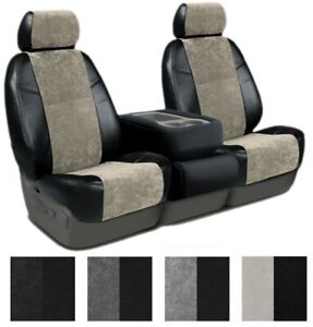 Coverking Alcantara Tailored Seat Covers For Nissan Xterra