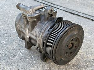 87 93 Mustang Air Conditioning Ac Compressor Gt Lx 5 0 1987 1993 Ford Oem 4