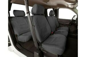 Coverking Moda Duratex Tailored Seat Covers For Toyota Tacoma
