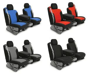 Coverking Moda Neotex Tailored Seat Covers For Nissan Quest