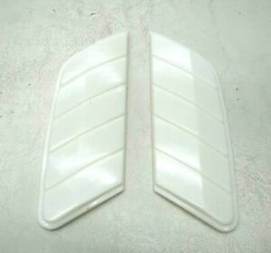 51 1951 Ford Car Victoria Dome Light Lens Pair New
