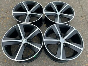 4 Srt 20 Dodge Challenger Charger Magnum Chrysler 300 300c Wheels Rims Rim Set