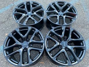 Srt Oem New 20 Jeep Grand Cherokee Trackhawk Dodge Durango Rt Wheels Rims 2664