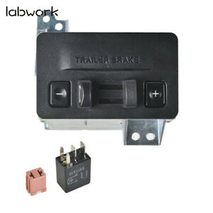 For 2011 2014 Ford F 150 Dashboard Trailer Brake Control Module Kit Bl3z19h332aa