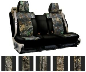 Coverking Real Tree Tailored Seat Covers For Pontiac Grand Am