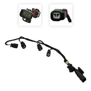 New Gm Fuel Injection Ignition Harness For Right Hand Fuel Rail 5 3l 6 2l V8