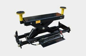 Amgo J6h 6 000 Lbs Rolling Jack With Hand Pumps
