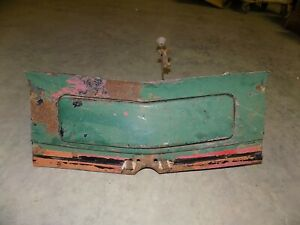 1941 1946 Chevrolet Gmc Pickup Truck Cowl Vent Patch Panel 1947 Chevy 216 235 42