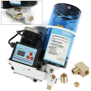 2l Electric Lubrication Pump Butter Oil Pump For 000 1 Grease 6mpa 60cc Min