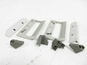 Hp 5 25 3u Rack Mount Kit With Handles Rear Bumpers