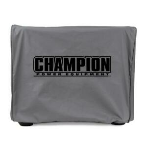 Champion Power Equipment Inverter Generator Cover Protection Weather Proof Vinyl