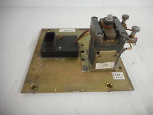 General Electric Contact Assembly P n 1394831 From Hyster J35xmt2 Fork Lift