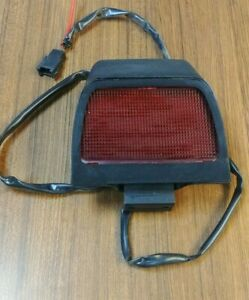 Saab 900 86 93 3rd Brake Light And Cover Third