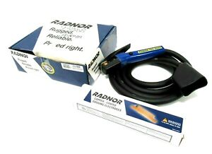 New Radnor 64002201 Air carbon Arc Gouging Torch Pro 4000 10 Cable 1000a
