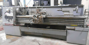 Clausing Colchester 17 X 80 Manual Engine Lathe