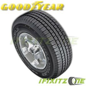 1 Goodyear Wrangler Sr A All Season P215 75r15 100s Owl 50k Mile Warranty Tires